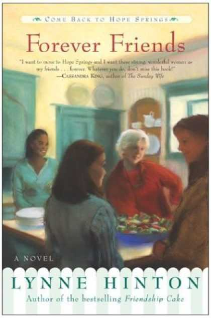 Books About Friendship - Forever Friends: A Novel (Hope Springs)