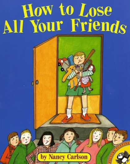 Books About Friendship - How to Lose All Your Friends (Picture Puffins)