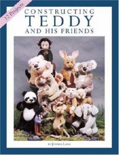 Books About Friendship - Constructing Teddy and His Friends