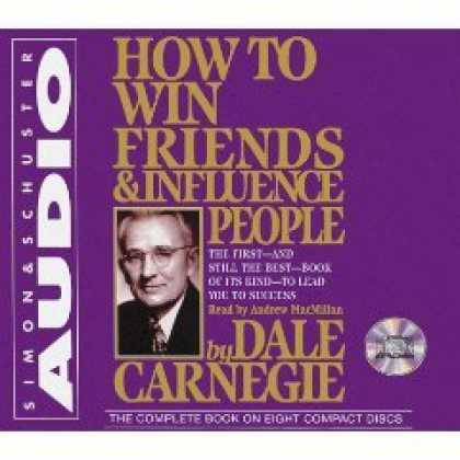Books About Friendship - How to Win Friends & Influence People [AUDIOBOOK] [UNABRIDGED]