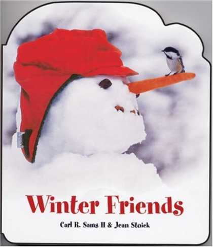 Books About Friendship - Winter Friends