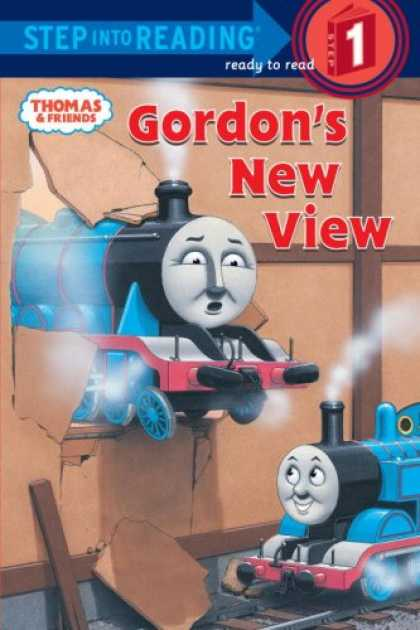 Books About Friendship - Thomas and Friends: Gordon's New View (Step into Reading)