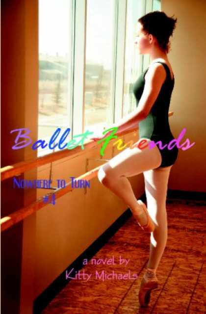 Books About Friendship - Ballet Friends #4 Nowhere to Turn