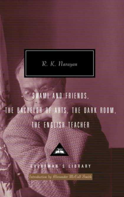 Books About Friendship - Swami and Friends, The Bachelor of Arts, The Dark Room, The English Teacher (Eve