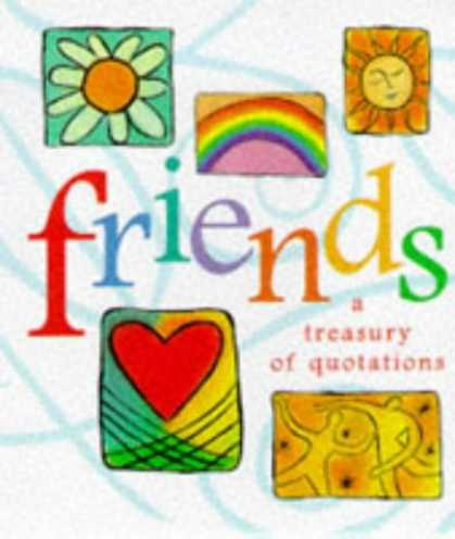 Books About Friendship - Friends: A Treasury Of Quotations (Miniature Editions)