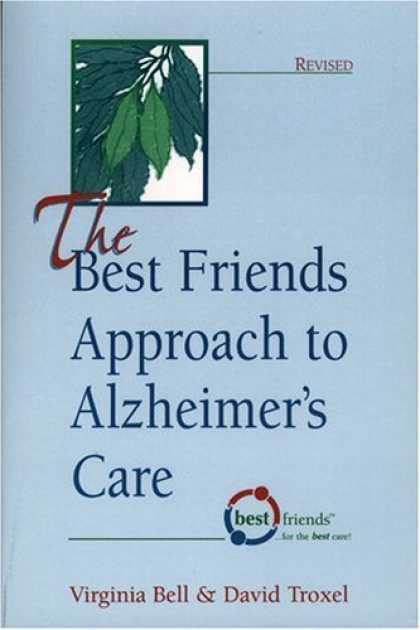Books About Friendship - The Best Friends Approach to Alzheimer's Care
