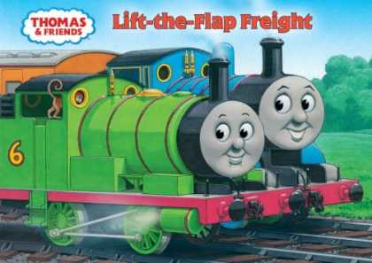 Books About Friendship - Thomas and Friends: Lift-the-Flap Freight (Thomas & Friends)