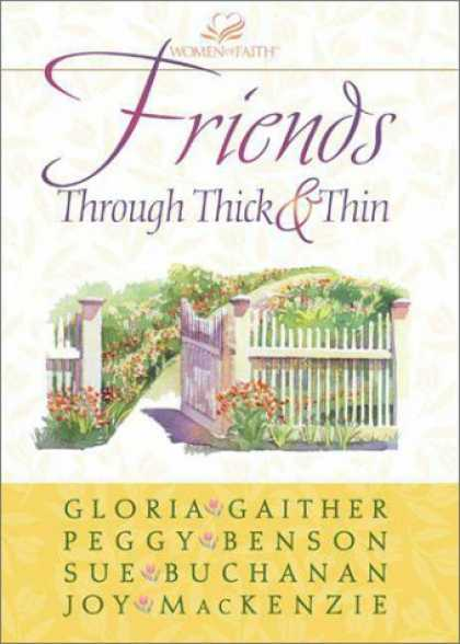 Books About Friendship - Friends Through Thick and Thin