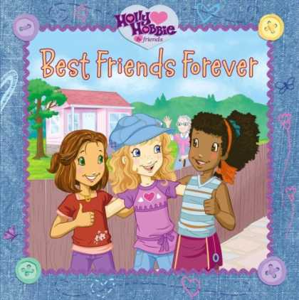 Books About Friendship - Best Friends Forever (Holly Hobbie and Friends)