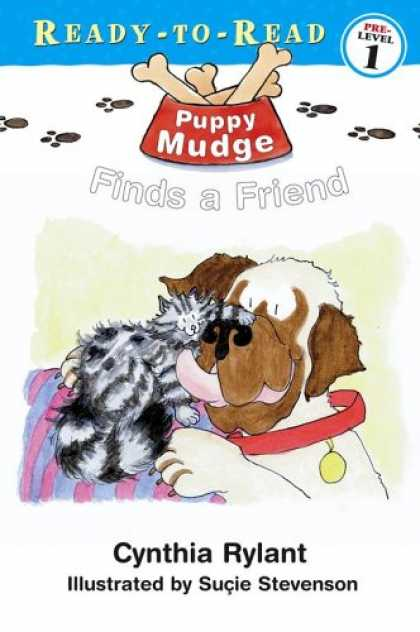 Books About Friendship - Puppy Mudge Finds a Friend (Puppy Mudge Ready-to-Read)