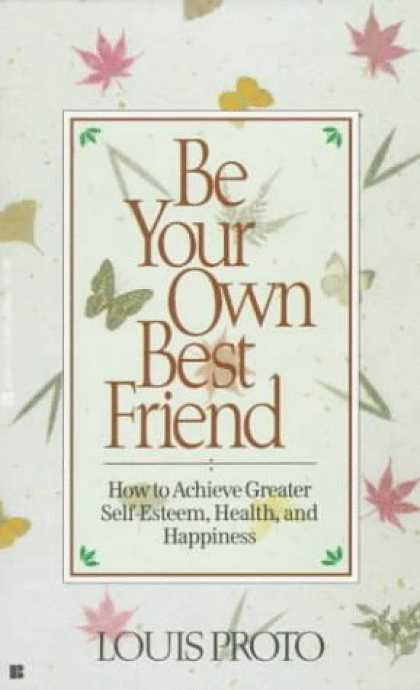Books About Friendship - Be Your Own Best Friend