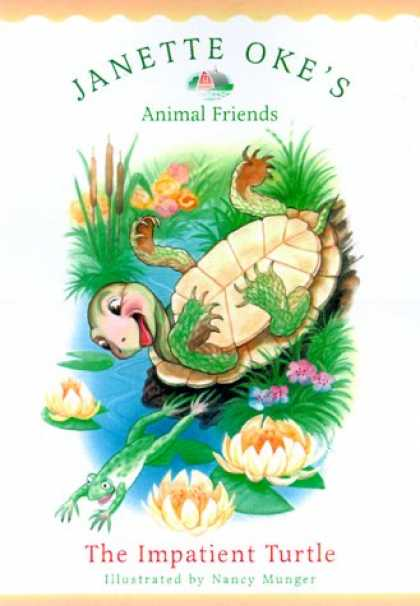 Books About Friendship - Impatient Turtle, The (Janette Oke's Animal Friends)