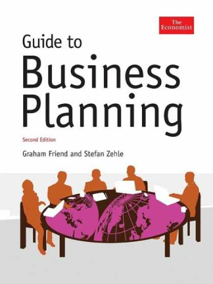 Books About Friendship - Guide to Business Planning (Economist Books)