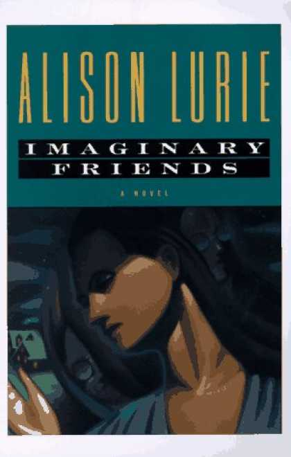 Books About Friendship - Imaginary Friends