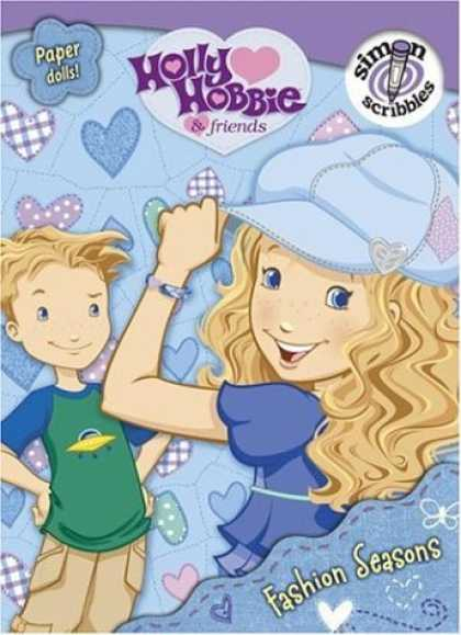 Books About Friendship - Fashion Seasons (Holly Hobbie & Friends)