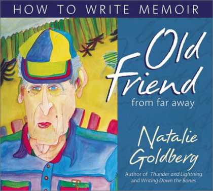 Books About Friendship - Old Friend from Far Away: How to Write a Memoir