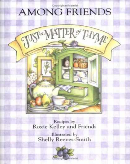 Books About Friendship - Just A Matter Of Thyme - Among Friends