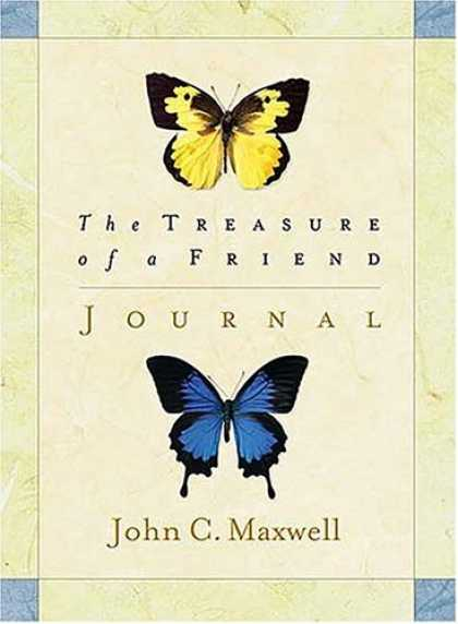 Books About Friendship - Treasure of a Friend Journal