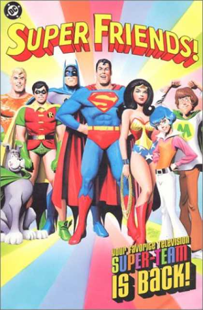 Books About Friendship - Super Friends!: Your Favorite Television Super-Team is Back!