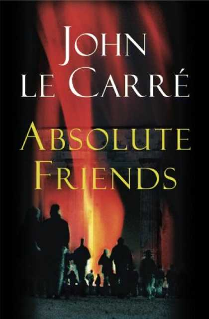 Books About Friendship - Absolute Friends