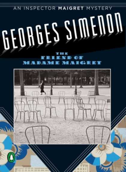 Books About Friendship - The Friend of Madame Maigret (Inspector Maigret Mysteries)