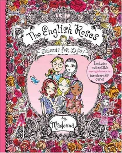 Books About Friendship - Friends for Life! #1 (English Roses, The)