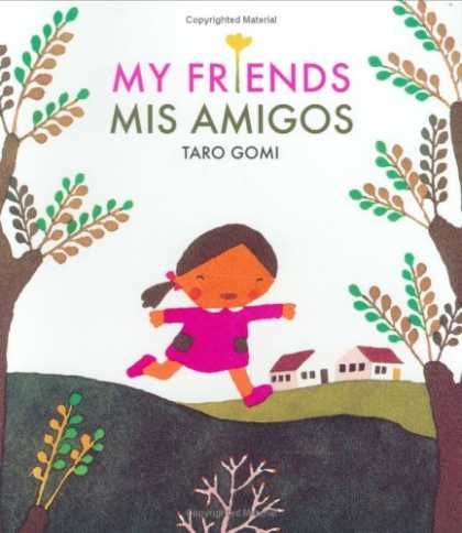 Books About Friendship - My Friends/Mis Amigos