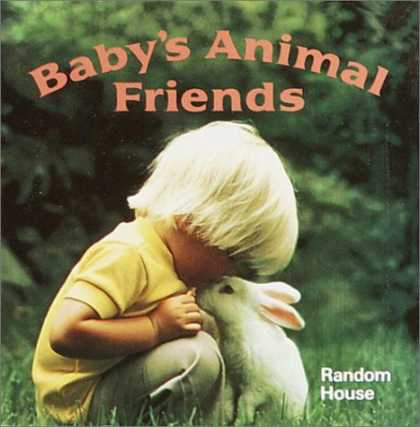 Books About Friendship - Baby's Animal Friends (A Chunky Book(R))