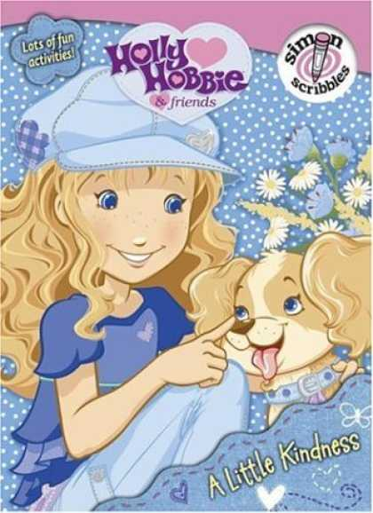 Books About Friendship - A Little Kindness (Holly Hobbie & Friends)