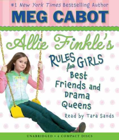 Books About Friendship - Best Friends And Drama Queens - Audio (Allie Finkle's Rules for Girls)