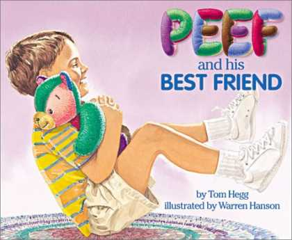Books About Friendship - Peef and His Best Friend