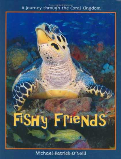 Books About Friendship - Fishy Friends: A Journey Through the Coral Kingdom