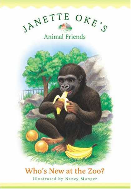 Books About Friendship - Who's New at the Zoo? (Janette Oke's Animal Friends)