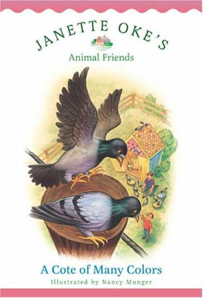 Books About Friendship - A Cote of Many Colors (Janette Okes Animal Friends)