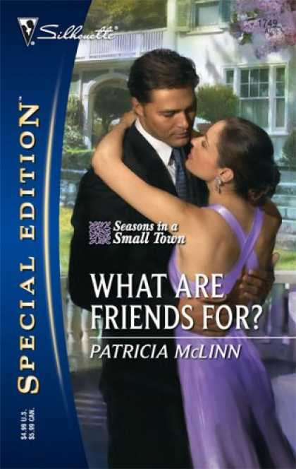 Books About Friendship - What Are Friends For? (Silhouette Special Edition)