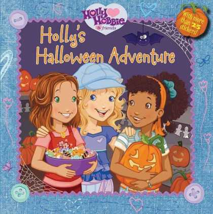 Books About Friendship - Holly's Halloween Adventure (Holly Hobbie and Friends)