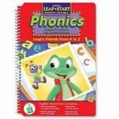 Books About Friendship - Leap's Friends from A to Z (Interactive Book and Cartridge ) Leap Start preschoo