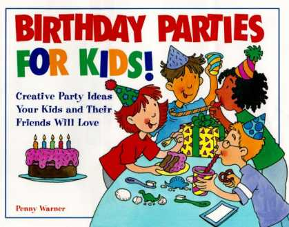 Books About Friendship - Birthday Parties for Kids! Creative Party Ideas Your Kids and Their Friends Will