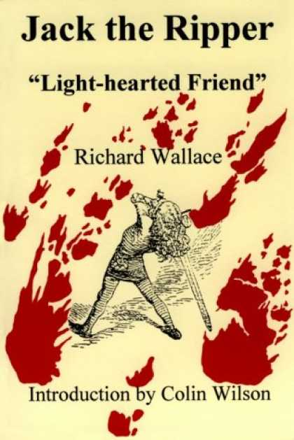 Books About Friendship - Jack the Ripper: Light-Hearted Friend