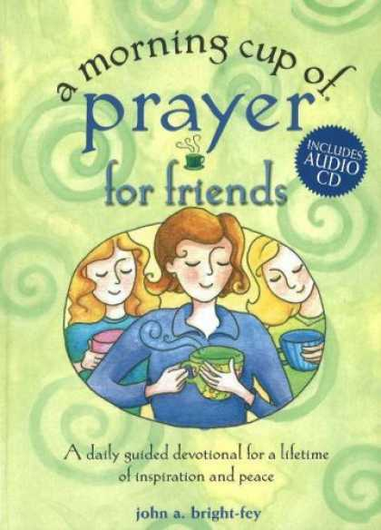 Books About Friendship - A Morning Cup of Prayer for Friends (The Morning Cup series)