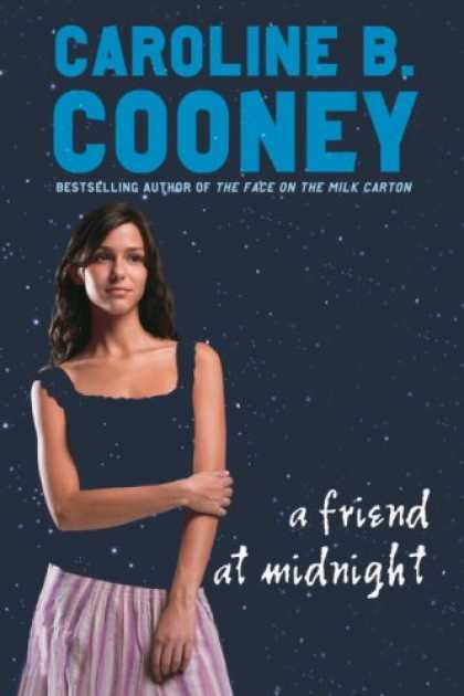 Books About Friendship - A Friend at Midnight