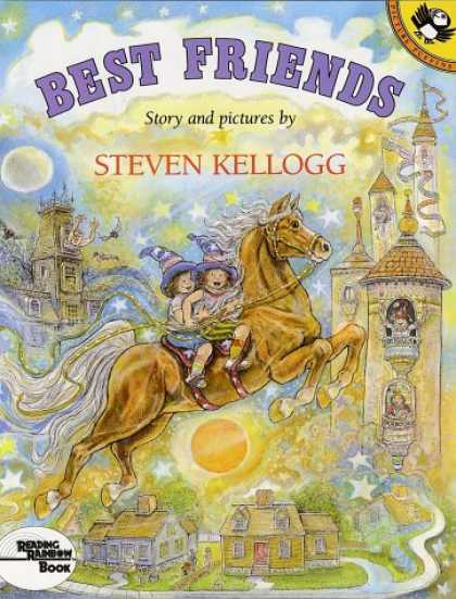 Books About Friendship - Best Friends (Pied Piper Paperback)
