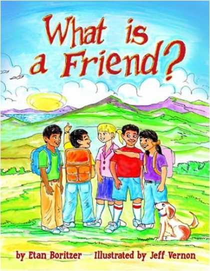 Books About Friendship - What is a Friend?