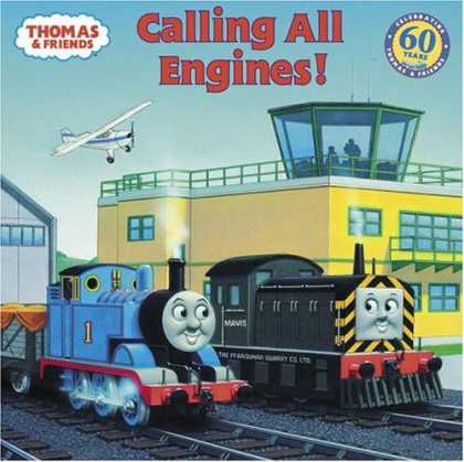 Books About Friendship - Thomas & Friends: Calling All Engines (Pictureback(R))