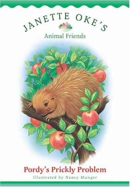 Books About Friendship - Pordys Prickly Problem (Janette Okes Animal Friends)