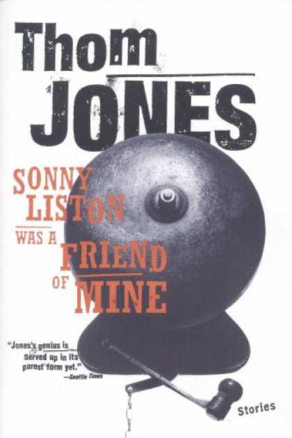 Books About Friendship - Sonny Liston Was a Friend of Mine: Stories