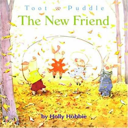 Books About Friendship - The New Friend (Toot & Puddle)