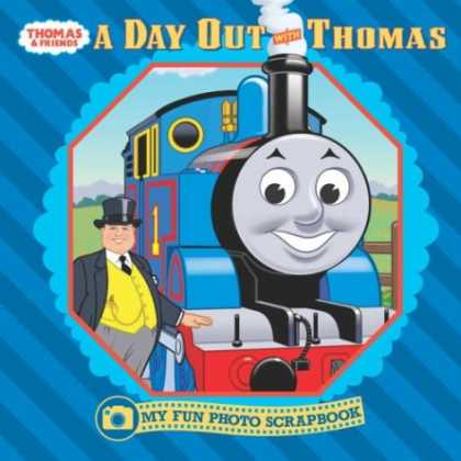 Books About Friendship - Thomas & Friends: A Day Out with Thomas