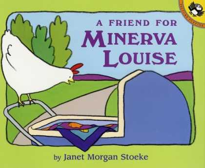 Books About Friendship - A Friend for Minerva Louise (Picture Puffins)