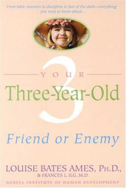 Books About Friendship - Your Three-Year-Old: Friend or Enemy